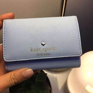 Kate Spade Baby Blue Wallet