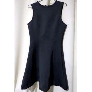 Authentic Brand New Tokito US designer plain black sleeveless dress (#62)