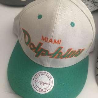 Miami Dolphins Snapbacm