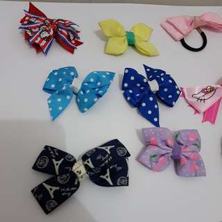 Cute Ribbons/ Jepit Pita