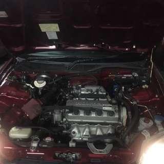 Honda Civic Automatic 1998