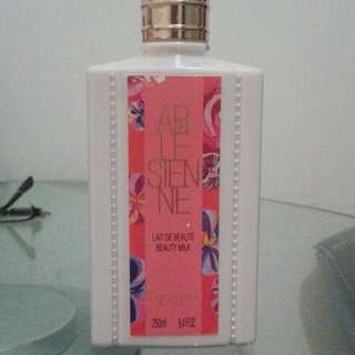 L'occitane body milk 250ml Arlesienne