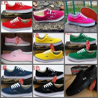 PO: Inspired Classic Vans Shoes