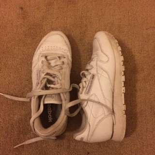 Reebok Shoes Size 6