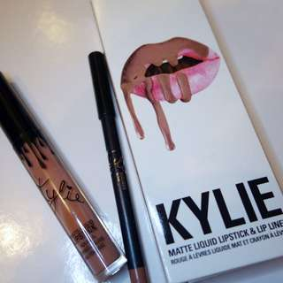 Kylie Lip Kit - Maliboo