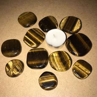 Tigers Eye Round Form Crystal