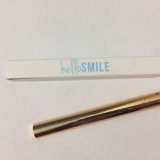 Hello Smile Champagne Gold Whitening Pen (single)
