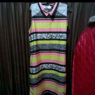 Plain And Prints Dress For 900