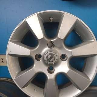 日產 Nissan 原廠鋁圈