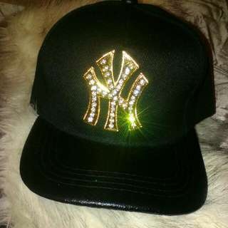New York Bling Sassy Hat
