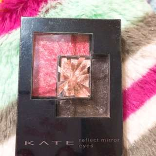 KATE眼影組(沒有眼影棒)