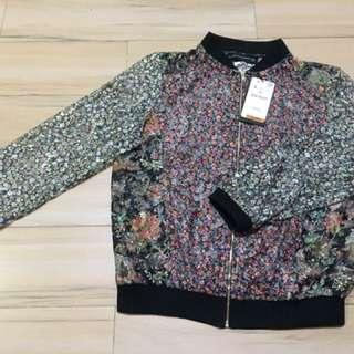 New Jacket Casual Zara Woman