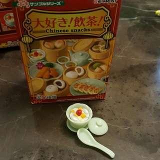 Rement飲茶 杏仁豆腐