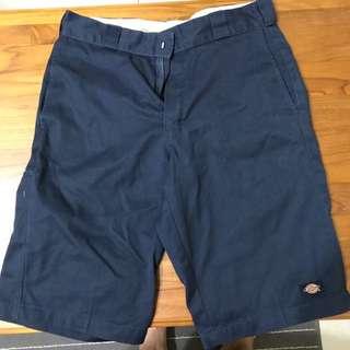 Dickies 褲子 好穿 帥氣藍