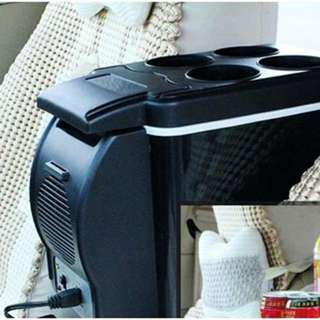 Car Mini Portable Travel Colder Warmer
