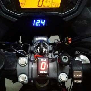 Gear Indicator Honda Cb400x