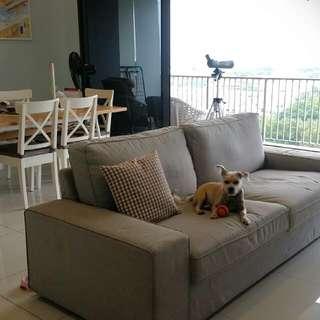Single room at Sembawang EC