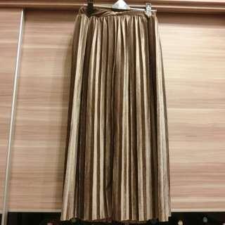 🚚 含運商品❤金色長裙❤