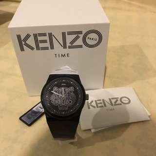 KENZO 虎頭手錶