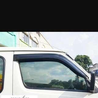 Old Nissan Urvan Visor