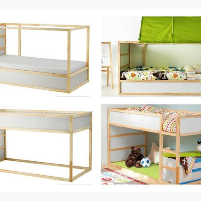 ikea kura bed design decoration