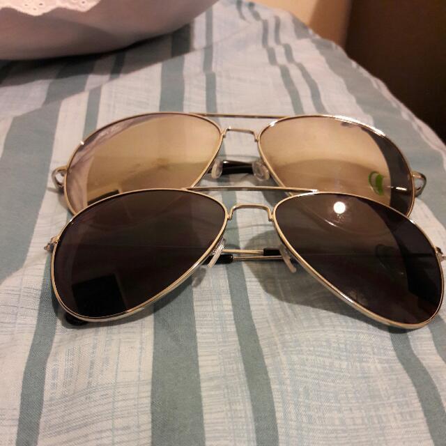 2x Sunglasses