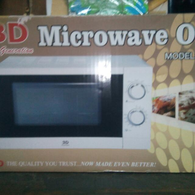 RepriCed for  2300 3d microwave oven