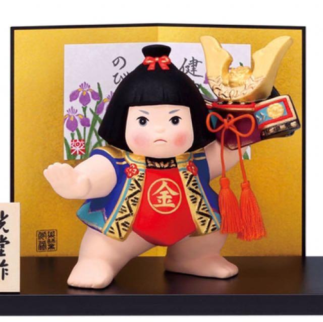 5月人形金太郎