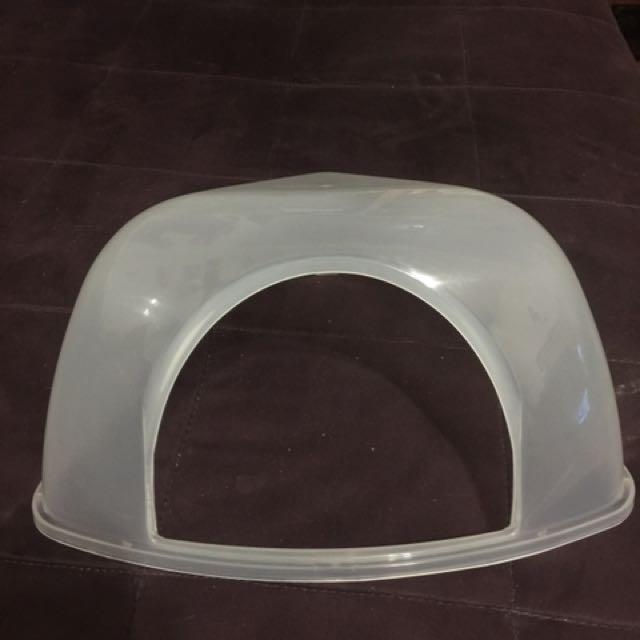 贈送:圓弧寵物用便盆蓋