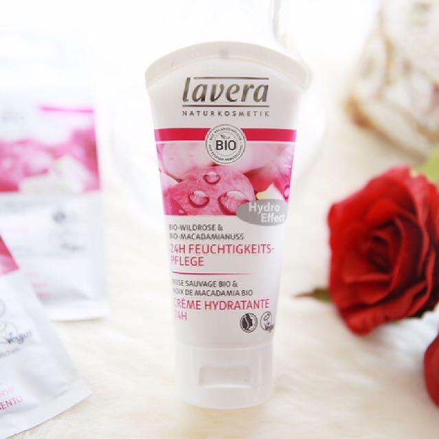 (含運🎉🎉🎉)萊唯德玫瑰花植萃高效保濕霜