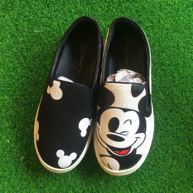 韓國米奇鞋