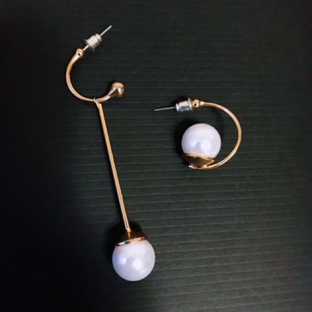 不對稱珍珠組合💓