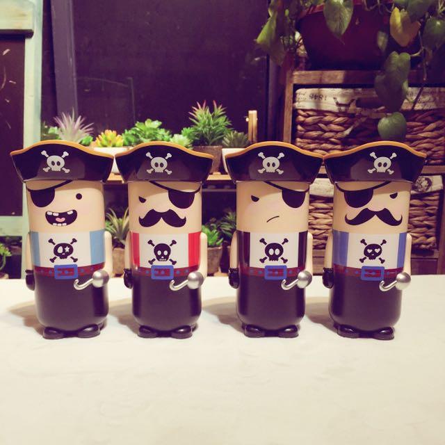 日本代購 海盜保溫杯