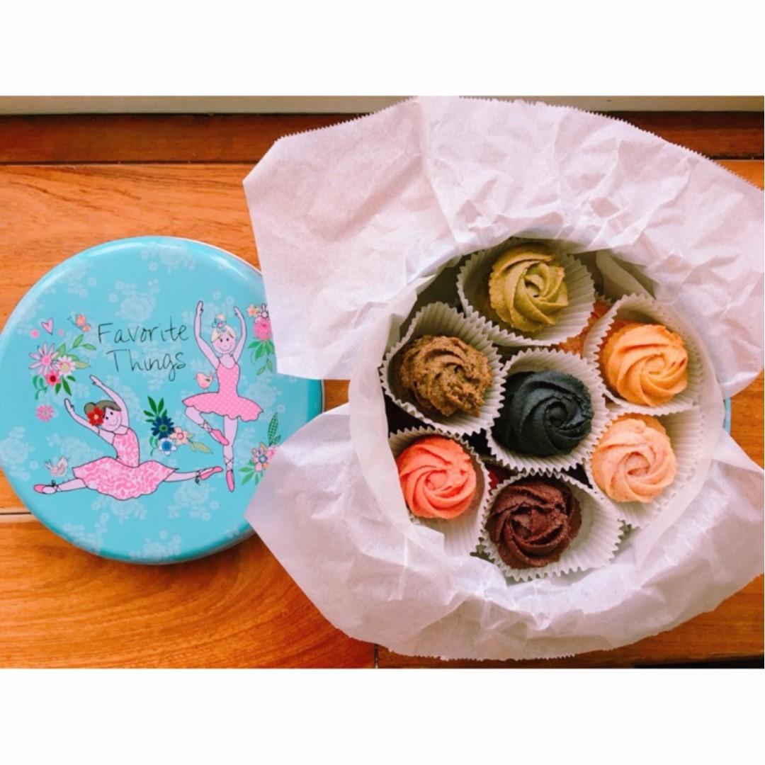 母親節禮物 手工餅乾禮盒