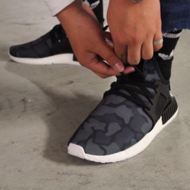 "Adidas NMD XR1 ""Duck Camo"""