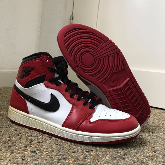 100% authentic 48748 3995c Air Jordan 1 Chicago 2013 US9, Men's Fashion, Footwear on ...