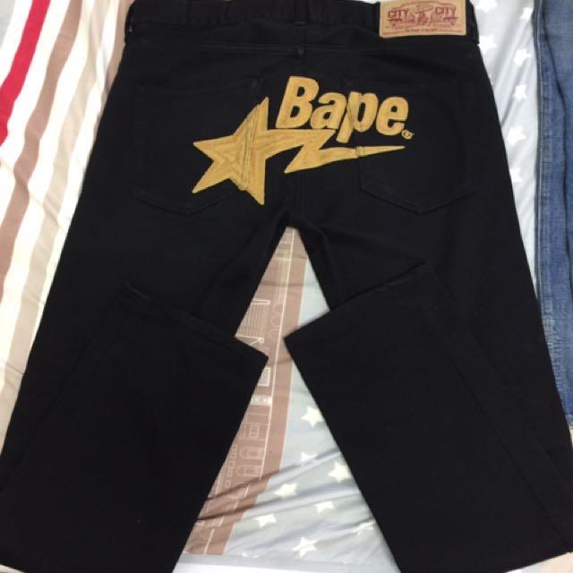 Ape Bape 褲
