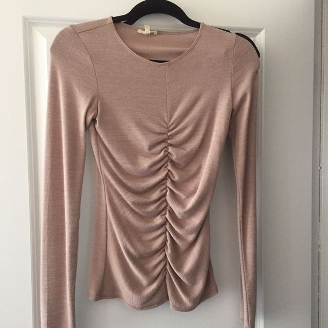 Aritizia Long Sleeve Shirt
