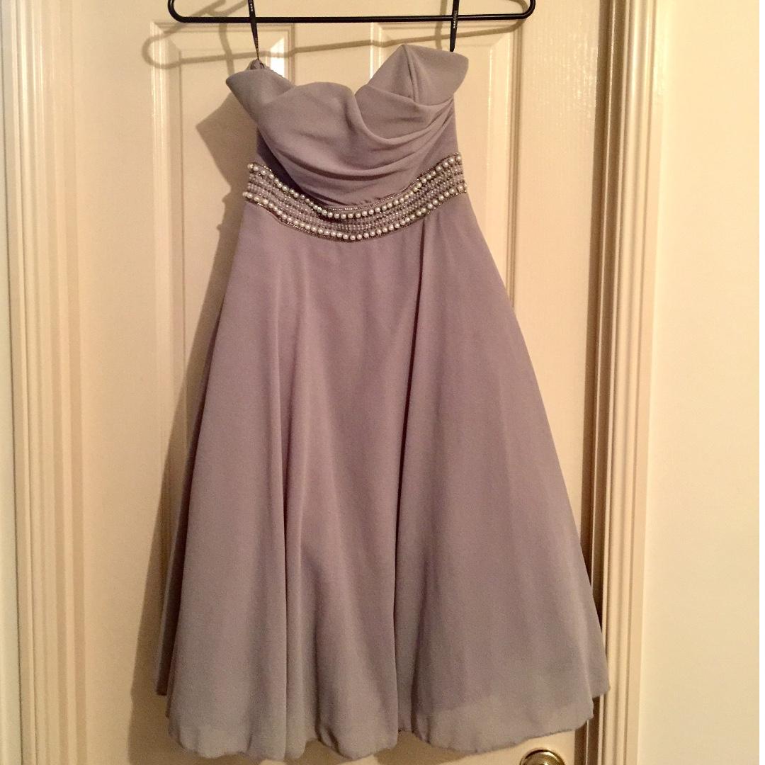 ASOS cocktail dress/ bridesmaids dress size 8