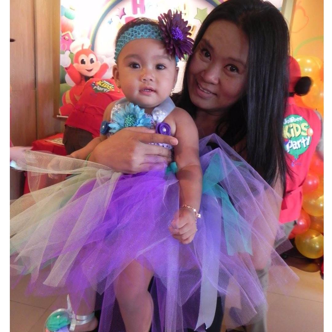 Baby Tutu Dress Set