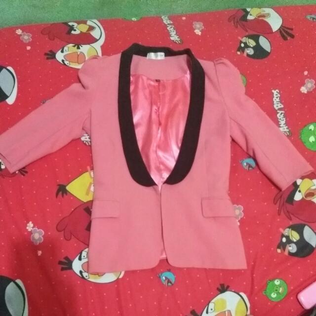 Blazer Gaudi Pink