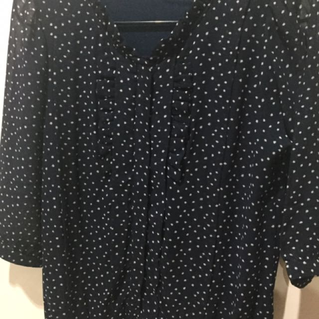 Blouse St Yves Size M