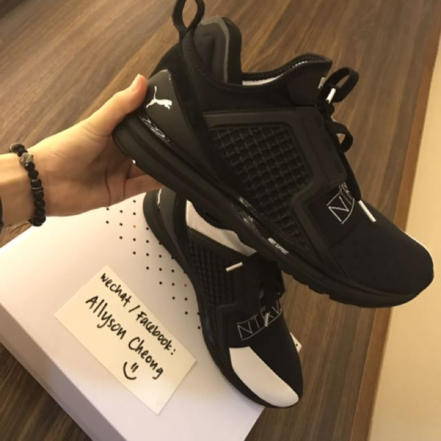 the latest e992b cc984 Brand New PUMA X STAPLE Ignite Limitless ( Limited Edition) 100% Legit  Size:UK8/EUR 42 Price: MYR 850 Price can negotiate Whatsapp:012-607 2386  Wechat ...