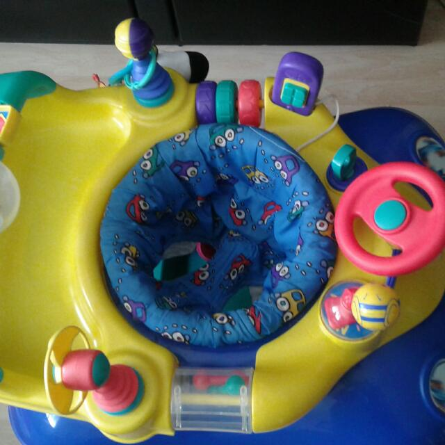 Safety 1st Car Exersaucer   $45.00 OBO