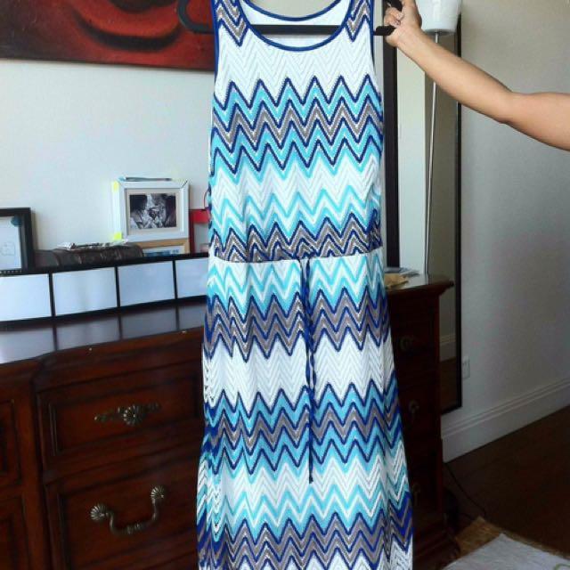 Chic Dress (Not Missoni)
