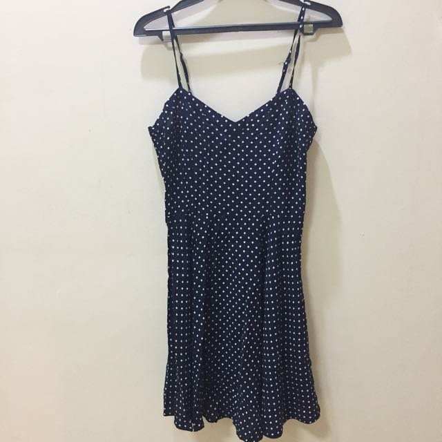 Cotton On Navy Mini Dress