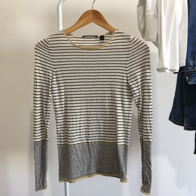Country Road Knit Top