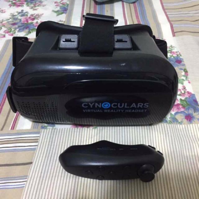 Cynocular Vr With Remote