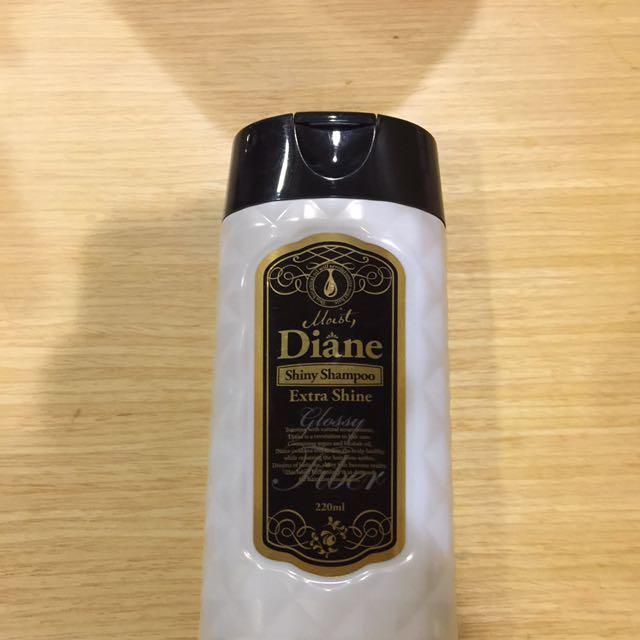 Diane 黛絲恩 摩洛哥白金閃耀洗髮精