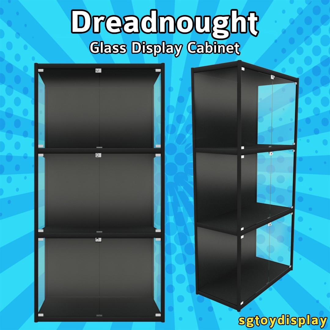 Dreadnought 1m(W)x0.5m(D)x2m(H)